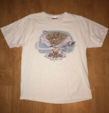 Green Day 'Dookie Welcome To Paradise' T-Shirt -  Size L White Retro Rare🔥Rock
