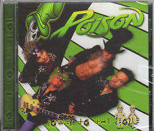 Poison - Power to the People (2000) BRAND NEW MUSIC CD
