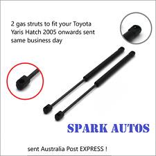 Qty(2) NEW Gas Struts fit Toyota Yaris Hatchback Hatch 2005 - 2013 XP90 series