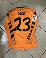 Real Madrid Spain Isco Malaga Player Issue Shirt Formotion Match Unworn Jersey