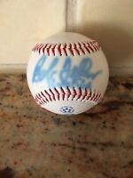 Bob Feller Autographed Baseball - HOF 62 - Cleveland Indians MLB