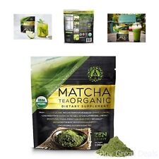 Macha Green Tea Organic Dietary Supplement Zen Spirit Matcha Tea Powder Japanese