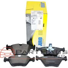FITS BMW 525i 528i Front Brake Pads Pad Set Jurid  57 30 02J,34 11 67 61280