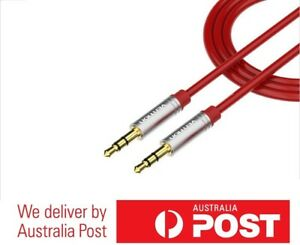3.5mm to 3.5mm Male Aux Stereo Audio Cable 0.5M 1M 1.5M Belkin Beats Sony Apple