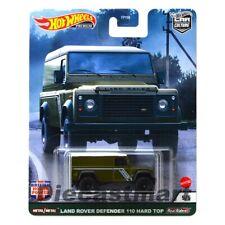 Hot Wheels 1 64 Car Culture British Horse Power Land Rover Defender 110 Hard Top