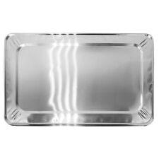 Karat Full Size Aluminum Foil Steam Table Pan Lids
