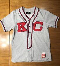Kansas City Monarchs Jersey Jackie Robinson 5 Common Union Tribute Ed. Sz Large