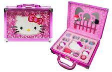 Hello Kitty Jeweled Makeup Cosmetic Case Kawaii nail, lip, body eyeshadow NEW