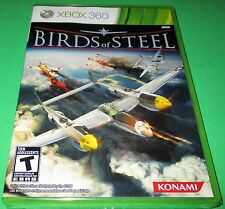 Birds of Steel Microsoft Xbox 360 *New-Sealed-Fast Shipping!