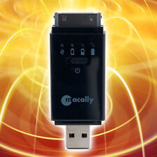 Macally PowerLink 3-in-1 Battery Pack/Data Sync/2G Flash Drive for iPhone/iPod