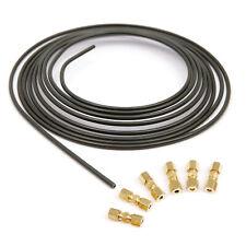 6x Universal Bremsleitungsverbinder für Bremsleitung 4,75mm mit Bremsleitung 5 m