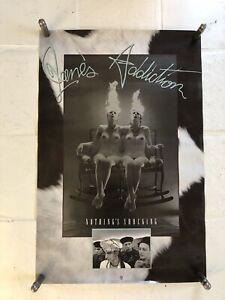 Janes Addiction Nothings Shocking Rare Promo Poster 1988
