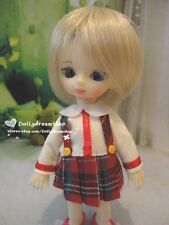 Doll Dress ~ Hujoo Baby Doll School Uniform dress 1pcs #HB-165 NEW