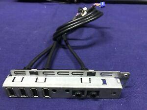 Adattatore con 4 porte USB 2 jak