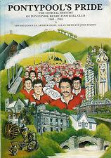 """PONTYPOOL RFC, WALES - """"Pontypool's Pride by E Donovan RUGBY BOOK"""
