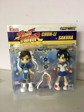 Pinky Street Street Fighter Chun Li X Sakura