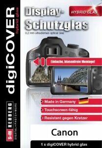 digiCover hybrid Glas Canon EOS R Displayschutz Displayschutzfolien