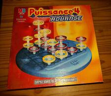 Puissance 4 Advance 3D COMPLET - Jeu société - MB 2002