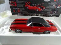 1:18 Ertl Authentics - 1967 Chevrolet Camaro Z-28 - Rareza - Nuevo / Caja Orig.
