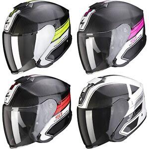 Scorpion EXO-S1 cross-Ville Motorcycle Jet Helmet City Urban Scooter Touring