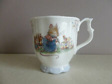 "ROYAL DOULTON BRAMBLY HEDGE MUG ""THE BIRTHDAY"" FIRST QUALITY UNUSED MADE IN UK"