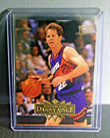 1995-96 Danny Ainge Fleer Ultra #138 Basketball Card