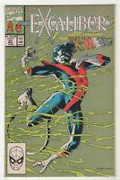 Excalibur #31 (Nov 1990, Marvel) 1st Vega Superior (Son Of Krakoa) Ross p