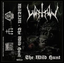 WATAIN - The Wild Hunt - Cassette Tape - Black Metal - SEALED - New - IMPORT