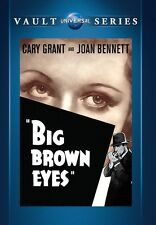 Big Brown Eyes 1936 (DVD) Cary Grant, Joan Bennett, Walter Pidgeon - New!