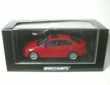Volkswagen Jetta 2010 Red 1 43 Model Minichamps