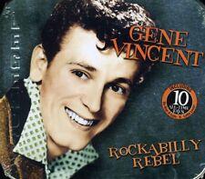 Gene Vincent - Rockabilly Rebel [New CD] Tin Case