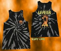New Halloween 2 Michael Myers Mens Vintage T-Shirt Tank Top