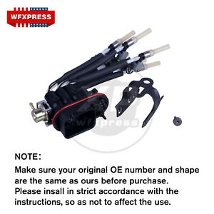 Spider Vortec Fuel Injector Assembly For 1996-2002 GMC Chevy Trucks Pickup 4.3L