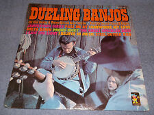Dueling Banjos & Other Country & Western Banjo Favorite Hits Stereo Lp - Mtn Dew