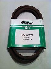 MTD Original Equipment Belt 954-0467A 754-0467 Not Aftermarket