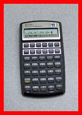 Hewlett Packard HP17BII 17B II 17Bll+  Financial Business  Calculator only