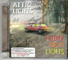 (DX158) Attic Lights, Friday Night Lights - 2008 CD