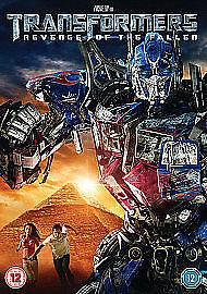 Transformers - Revenge Of The Fallen (DVD, 2009), Great, exciting Movie, Good.