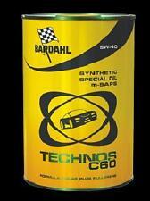 OLIO BARDAHL TECHNOS C60 M-SAPS 5W40 LT 1