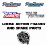 Modern Transformers Figures Spare Parts Accessories Weapons Vehicles Guns