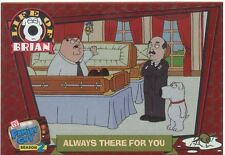 Family Guy Season 2 The Life Of Brian Chase Card LB6