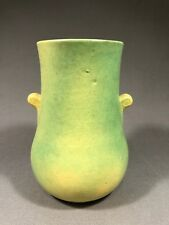 Antique Burley Winter Art Pottery Vase 32