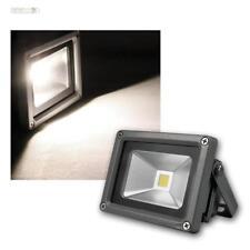 10W LED Flutlicht Fluter Strahler pur-weiß 230V SPOT