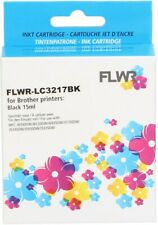FLWR LC-3217BK Black Compatible Cartridge for FLWR Brother NON OEM