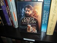 """""""God's Outlaw"""" DVD  Story of WILLIAM TYNDALE Jehovah Bible Watchtower research"""