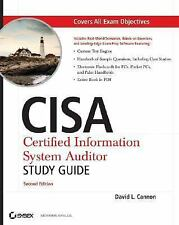 BOOK-CISA CERTIFIED INFORMATION SYSTEMS AUDITOR STUDY GUIDE-USED