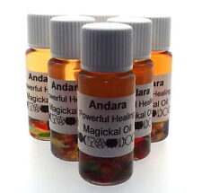 Andara Gemstone Magickal Anointing 10ml Oil Healing Energies