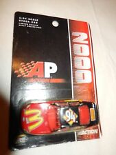 AP ACTION 2000 NASCAR  # 94 McDonald CAR  LIMITED EDITION ADULT COLLECTIBLE MIB