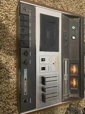 Vintage Akai Gxc-46 Cassette Deck Player Dolby System