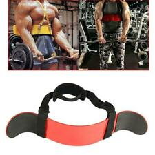 Heavy Duty Arm Blaster Body Building Bomber Bicep Curl Well Balanced Support